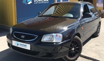 Аренда Hyundai Accent в Крыму