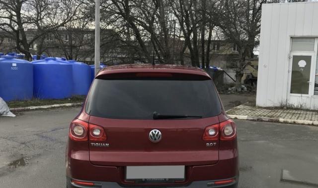 Аренда Volkswagen Tiguan в Крыму