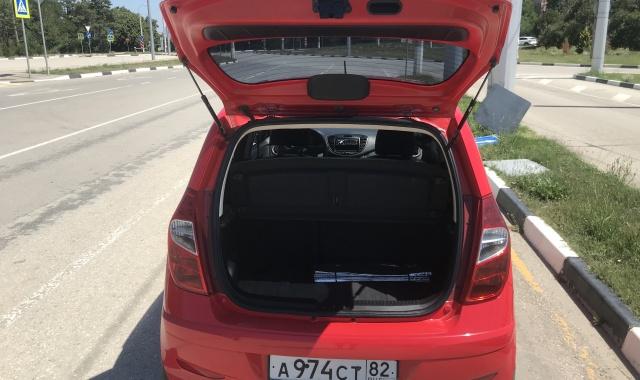 Аренда Hyundai i-10 в Крыму