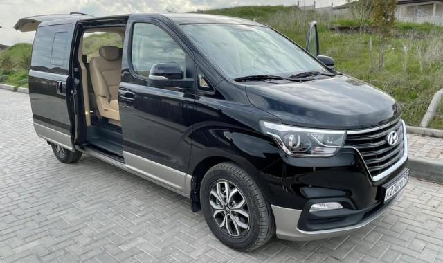 Аренда Hyundai H1 NEW минивэн в Крыму