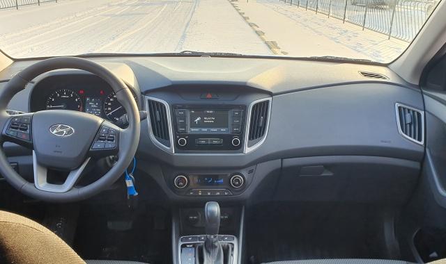 Аренда Hyundai Creta в Крыму