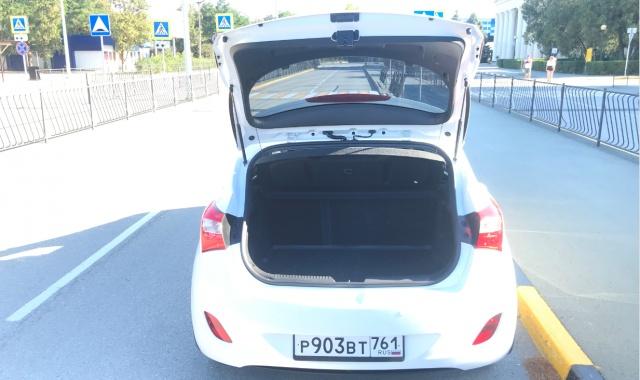 Аренда Hyundai i-30 хетчбек автомат в Крыму