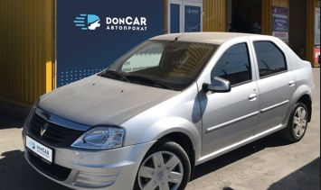 Аренда Renault Logan в Крыму