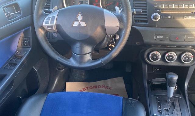 Аренда Mitsubishi Lancer в Крыму