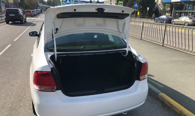 Аренда Volkswagen Polo в Крыму