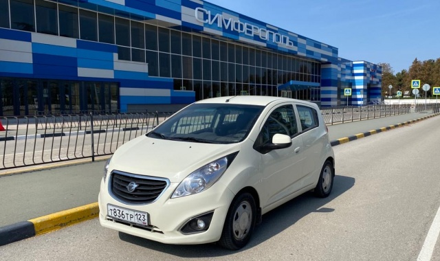Прокат автомобилей Ravon в Симферополе – взять авто Равон в аренду в компании ДонКар