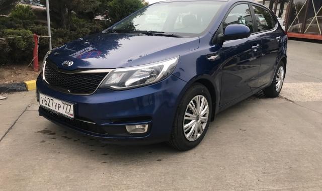 Аренда Chevrolet Lacetti в Крыму