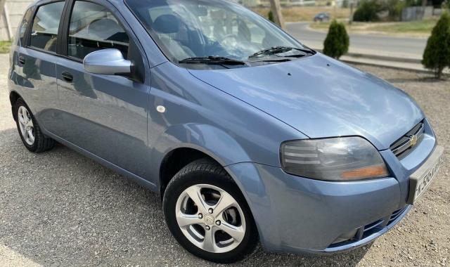 Аренда Chevrolet Aveo хетчбек в Крыму