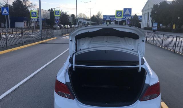 Аренда Hyundai Solaris в Крыму