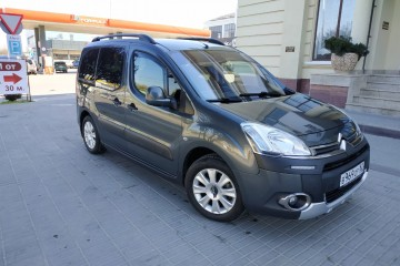 Прокат Citroën Berlingo 1.6 turbo 120 л.с