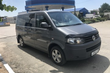 Прокат Volkswagen Caravelle7+1 (минивен с водителем) 800 руб/час