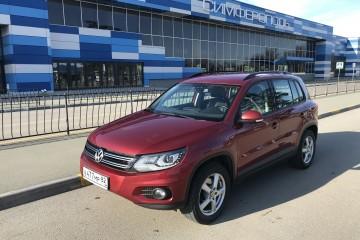 Прокат Volkswagen Tiguan 2.0 170 л.с. (кроссовер)