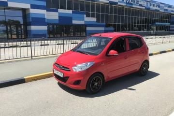 Прокат Hyundai i-10 хетч