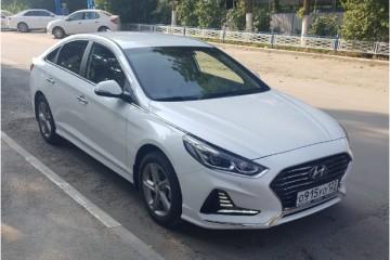 Прокат Hyundai Sonata 7 2018