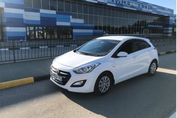 Прокат Hyundai i-30 хетч