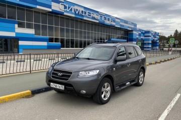 Прокат Hyundai Santa Fe 2.7 190 л.с. (кроссовер)