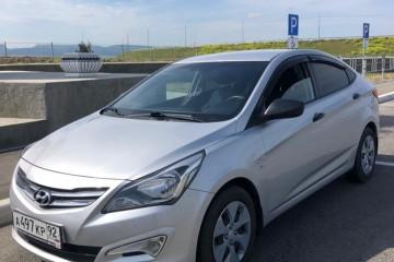 Прокат Hyundai Solaris