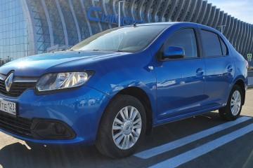 Прокат Renault Logan new