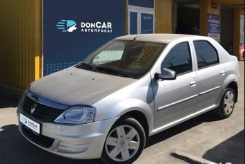 Прокат Renault Logan I 2014/15