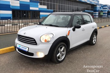 Прокат MINI Countryman Cooper (кроссовер)