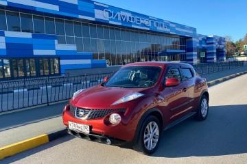 Прокат Nissan Juke (кроссовер)