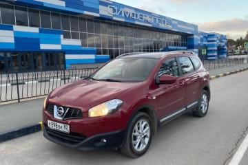 Прокат Nissan Qashqai+2 МИНИВЭН 2.0 145 л.с. 4WD