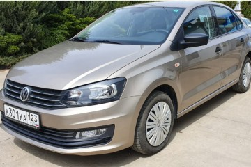Прокат Volkswagen Polo new
