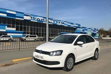 Прокат Volkswagen Polo
