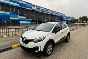 Прокат Renault Kaptur ( кроссовер )