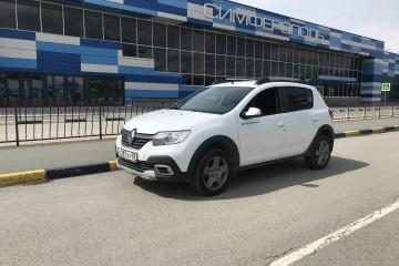 Прокат Renault Sandero Stepway 2021