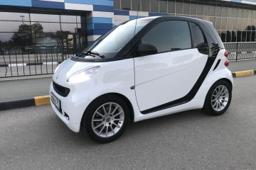 Прокат SMART Fortwo Turbo (Edition Citybeam) 2 места