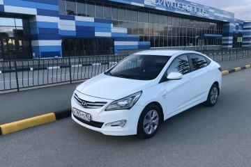 Прокат Hyundai Solaris рестайлинг