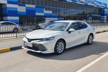 Прокат Toyota Camry New 2.5 191 л.с.