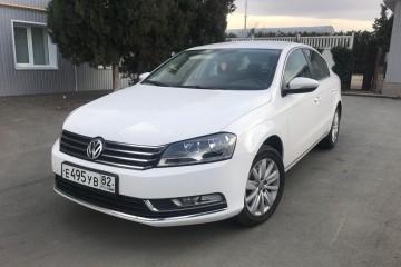 Прокат Volkswagen Passat turbo 2.0 150 л.с.