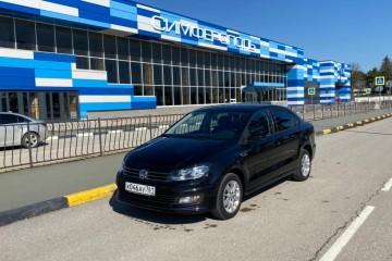 Прокат Volkswagen Polo 2019/20