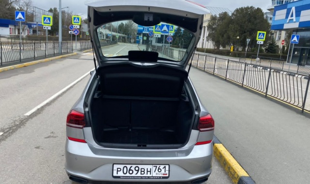 Аренда Volkswagen Polo new в Крыму